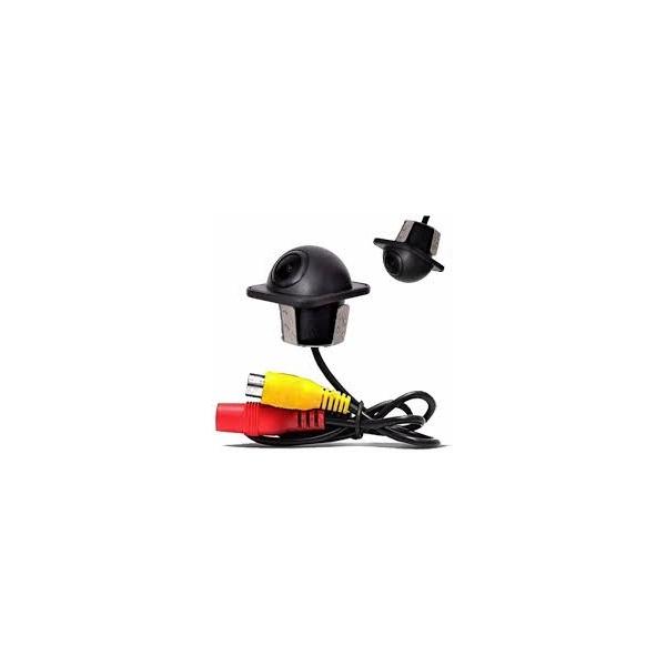 Câmera ré colorida Modelo Tartaruga Com Regulagem