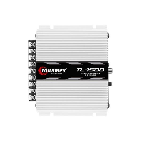 Módulo Amplificador Taramps Tl 1500 Digital 2 Ohms 3 Canais 390 Wrms
