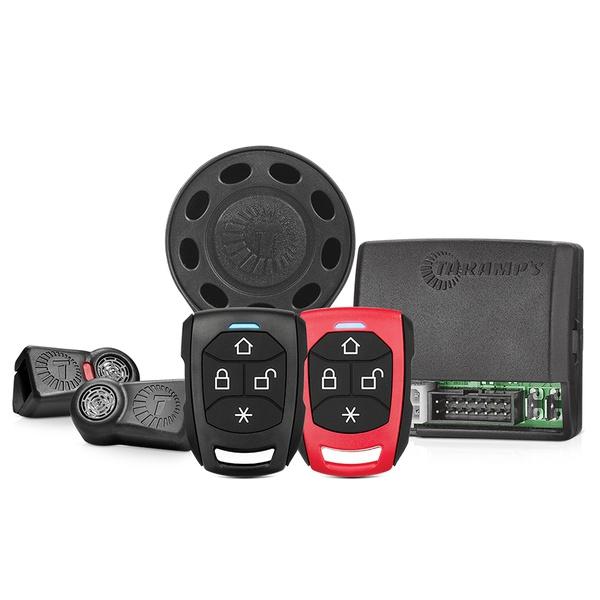Alarme Tw20 G4 Taramps com 2 Controles