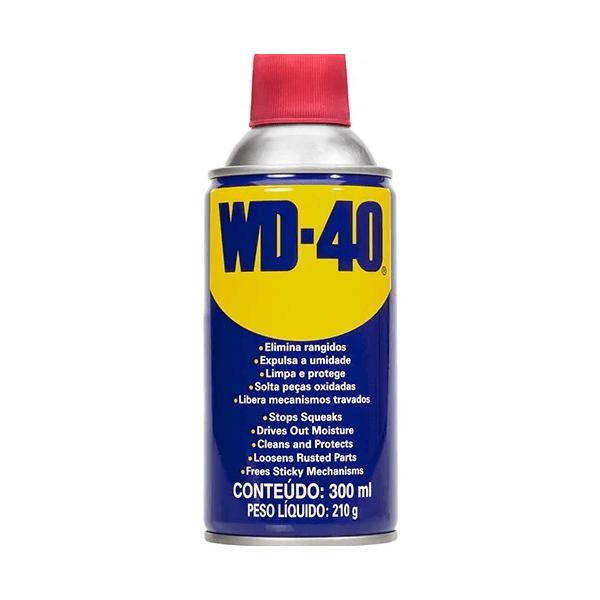 Lubrificante WD 40 300ml