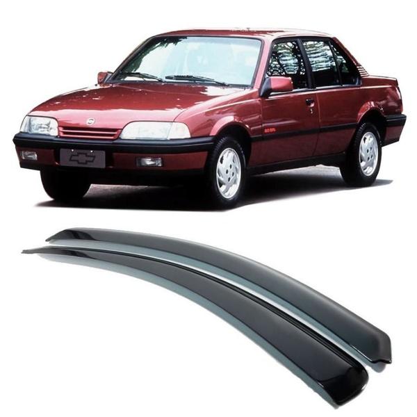Calha de Chuva Monza 1982 a 1996 2 Portas Fumê Jg