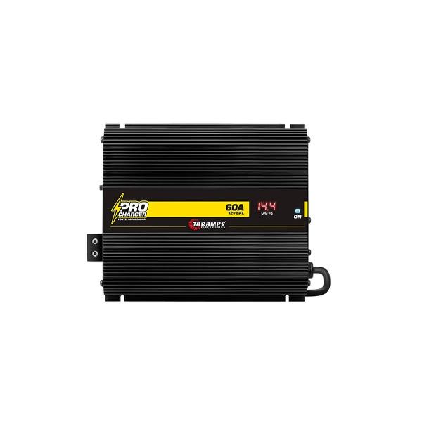 Fonte Automotiva Procharger Taramps 60 A Com Display Bivolt