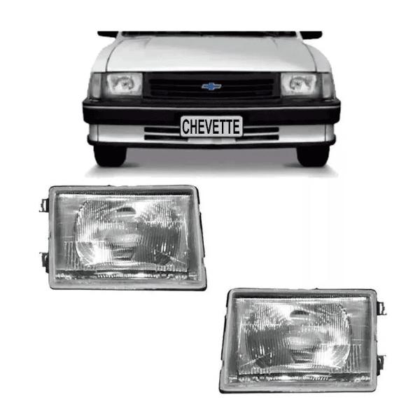 Farol Chevette/Marajo/Chevy 1983 a 1993