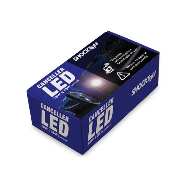 Canceller para Lâmpada LED 35/55W 12V