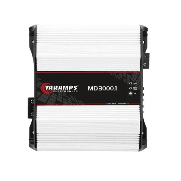 Módulo de Potência Taramps MD 3000.1 3000W RMS Digital 1 OHMS 1 Canal