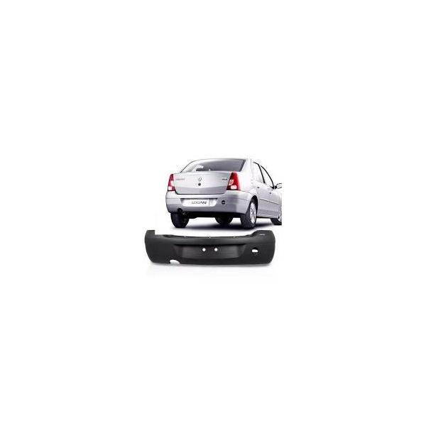 Parachoque Traseiro Renault Logan Até 2010