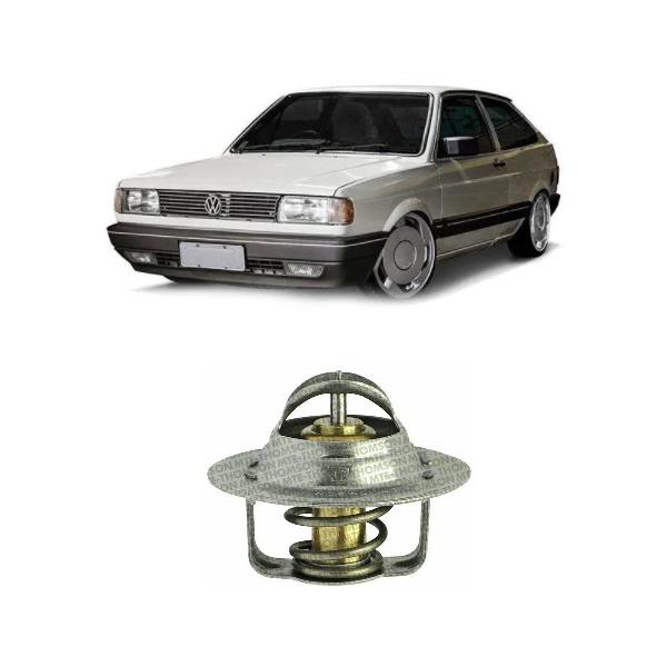 Válvula termostática Gol, Voyage, Parati, Saveiro e Santana 1986 em diante, gasolina