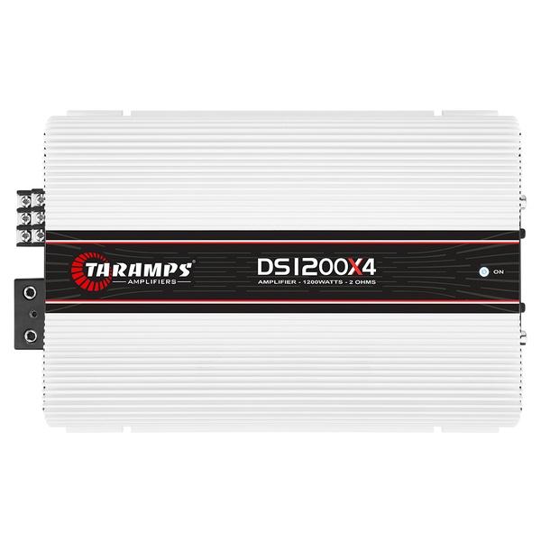 Modulo de Potencia Taramps DS 1200x4 1200 RMS 4 Canal