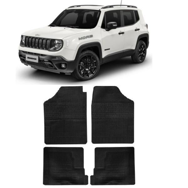 Jogo de Tapetes Jeep Renegade 4 Peças