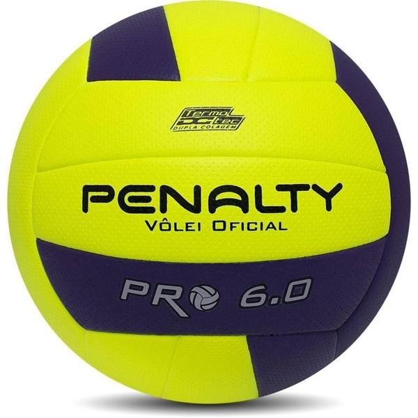 Bola Penalty Vôlei Pro 6.0 Oficial U
