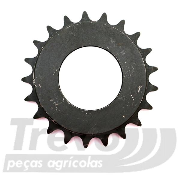 ENGRENAGEM DE AÇO 21 DENTES 50/1 1366110