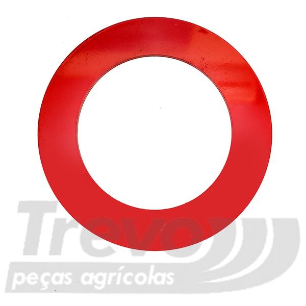 CHAPA CALÇO ARTICULÇÃO ESTEIRA MC II