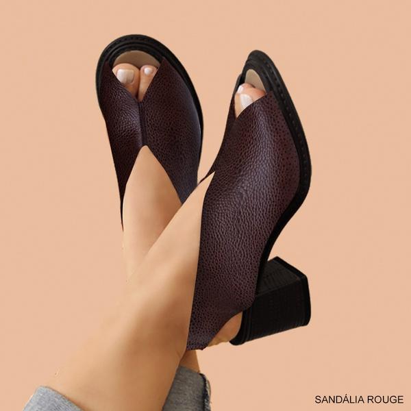 SANDÁLIA ROUGE CHOCOLATE