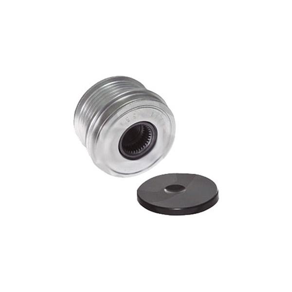 Polia do alternador Meriva 1.8 sem ar condicionado e com direção hidraulica. - 493803
