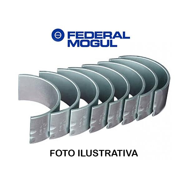 Bronzina de biela 1,50 Fusca, TL, Kombi, SP2, Brasilia, Kombi, Variant, Gol 1300, 1500, 1600 refrigerado a ar - 42930RA 150