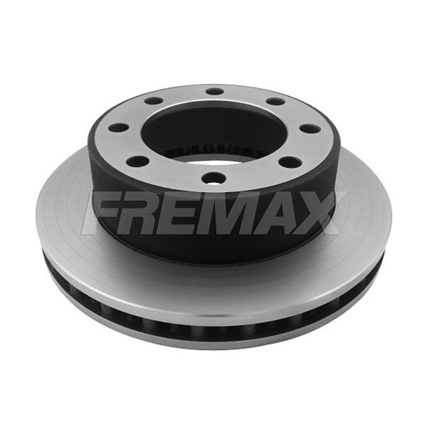 Disco de freio dianteiro F250 4x4 2006/, F350 1998/, F4000 4x4 1998/. Disco ventilado diametro 331mm e 08 furos