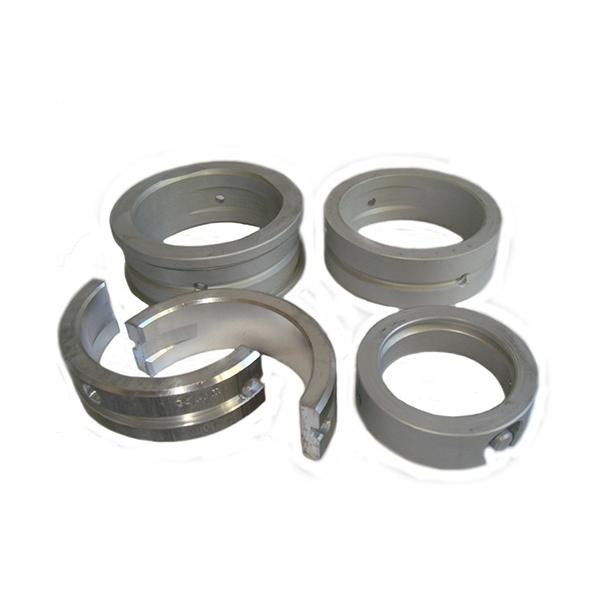 Bronzina de mancal externa 0,75, interna std e flange 2 p/ Fusca, Kombi, TL, SP2, Brasilia, Karmann Ghia e Variant - B6822M STD