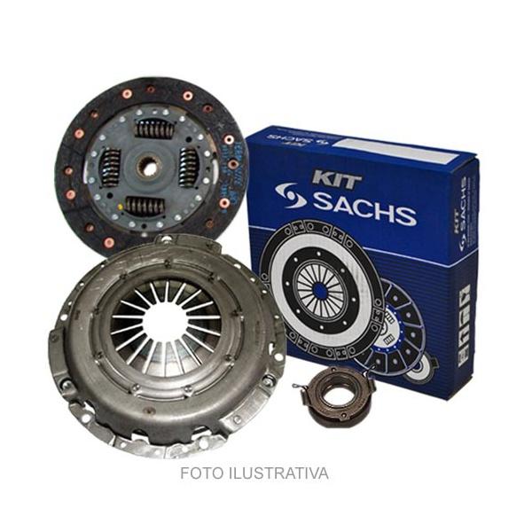 Kit de embreagem S10 e Blazer 2.2 1997/ Plato, disco e rolamento - 3000954346