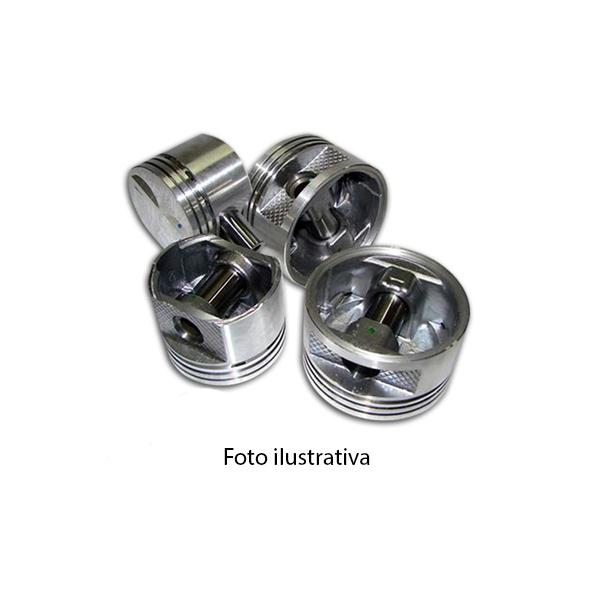 Jogo de pistão STD Vectra 2.0 16v a gasolina - 90501059