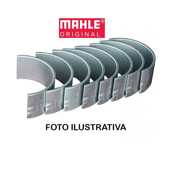 Bronzina de biela 1,00 Fiat 147, Elba, Fiorino, Palio, Premio, Siena e Strada c/ motores 1050/1.0/1.3/1.5 Fiasa - SB25407 100
