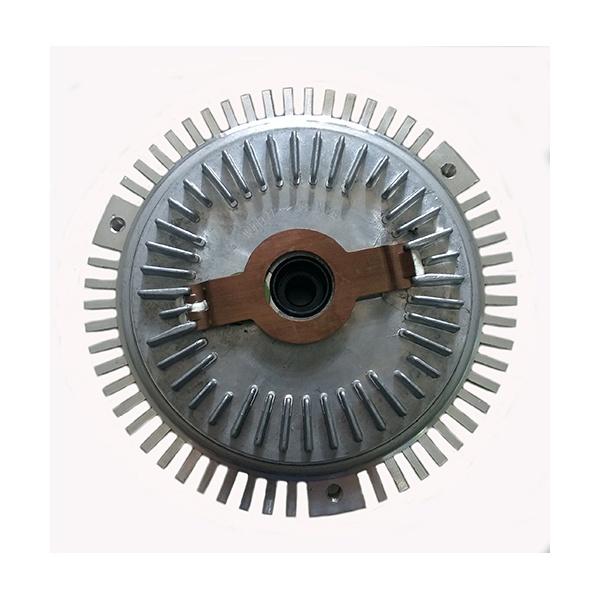 Embreagem/polia viscosa Nissan Frontier, Silverado, Blazer e S10. Todos c/ motor MWM Sprint 4 ou 6 cilindros. - 1932238