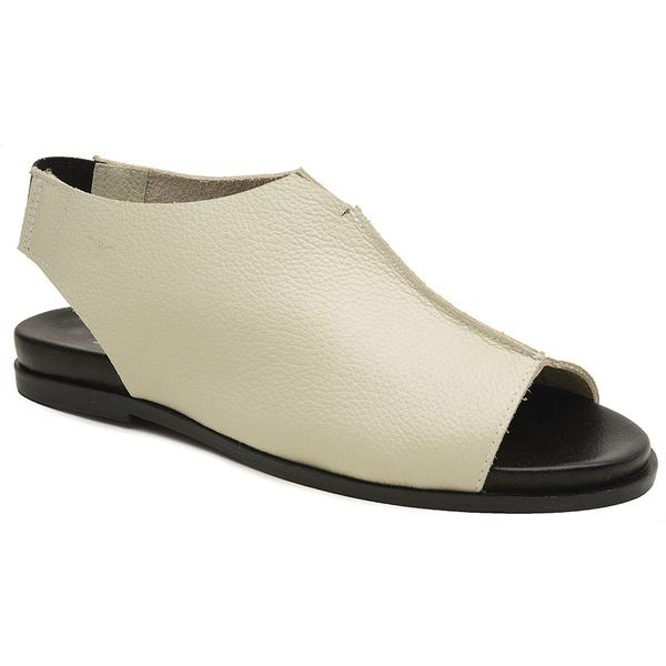 Sandália Confort Nuvem- 843-01 Off white