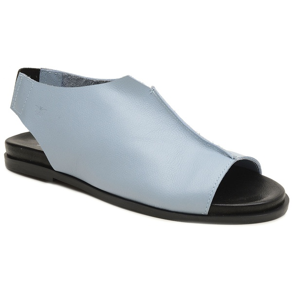 Sandália Confort Nuvem- 843-01 Azul Céu