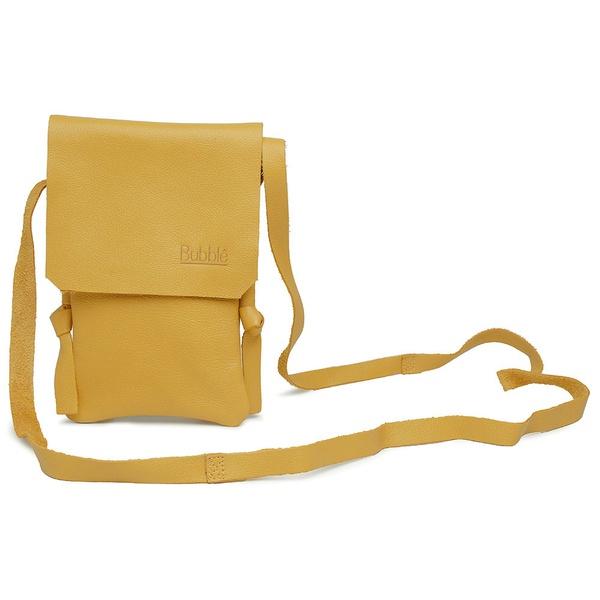 Bolsa Porta Celular Essência Amarela