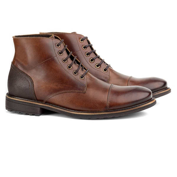 Bota Scoot Tabaco
