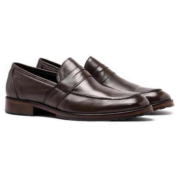 Sapato Casual Balder Loafer Café
