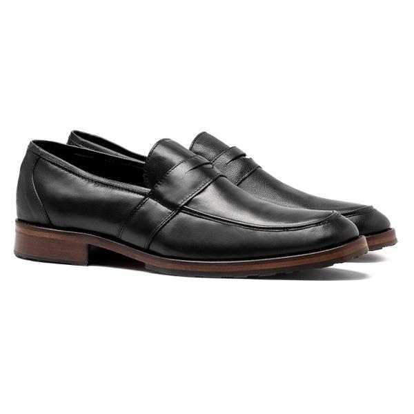 Sapato Casual Balder Loafer Preto