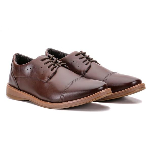 Sapato Derby Class Cappuccino