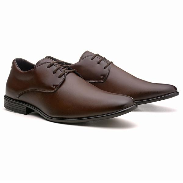 Sapato Londres Vill Capuccino