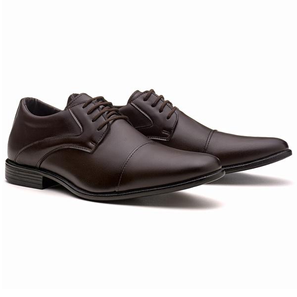 Sapato Londres Beggin Café