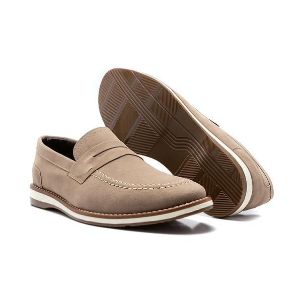 Sapato Derby Opus Camurça Rato