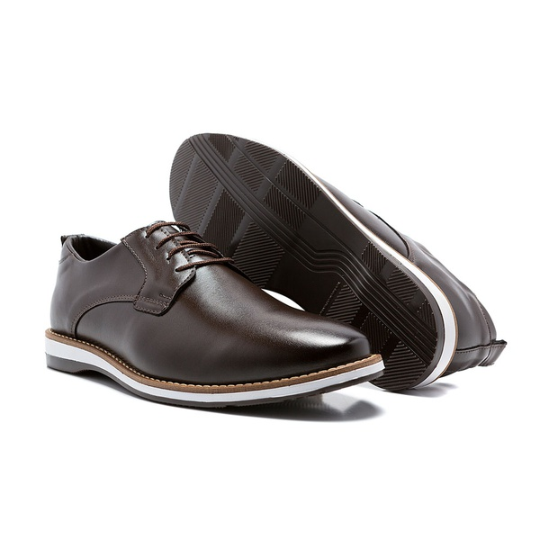 SAPATO CASUAL FRANSHOES DERBY CAFE