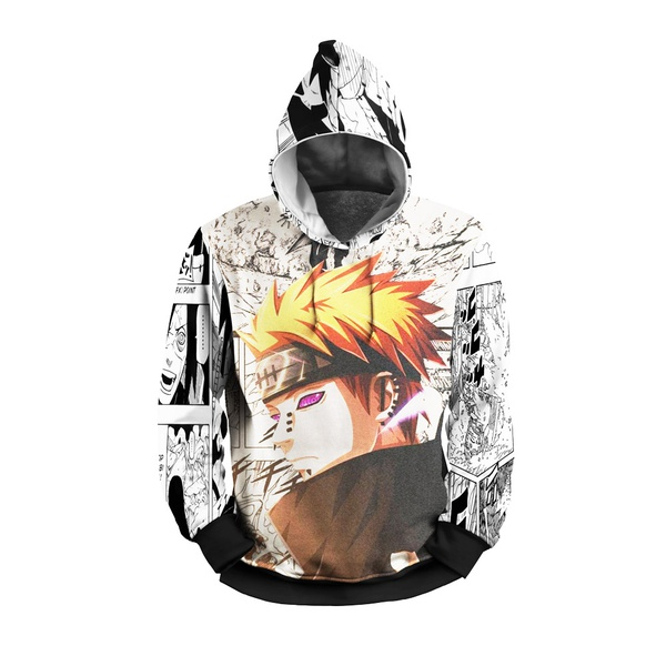 Moletom Naruto Pain Print 3d Use Nerd
