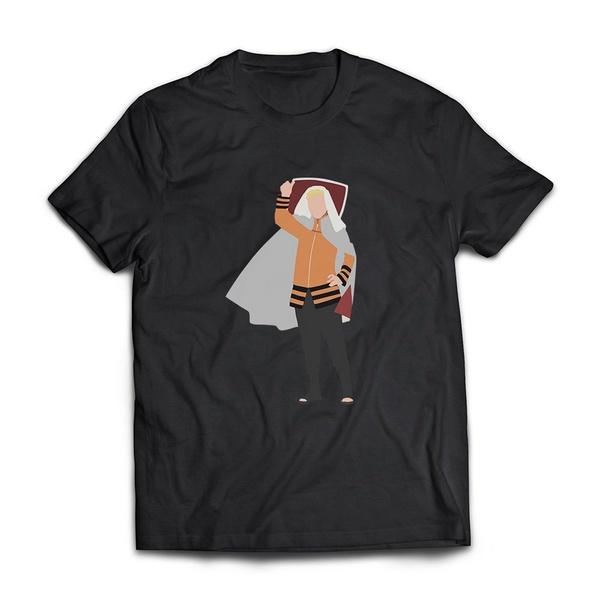 Camiseta Masculina - Naruto
