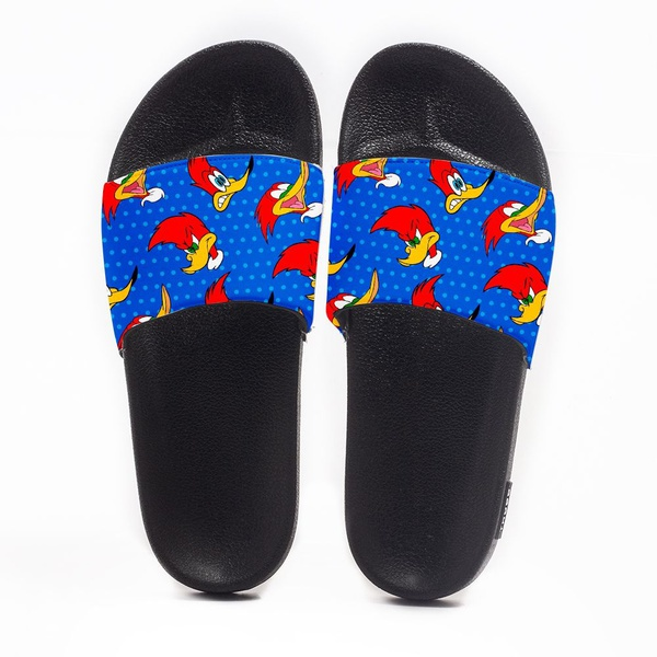 Chinelo Slide Masculino Pica-Pau Use Nerd