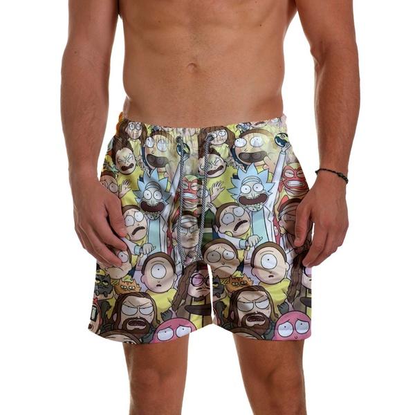 Short Praia Masculino RM Use Thuco