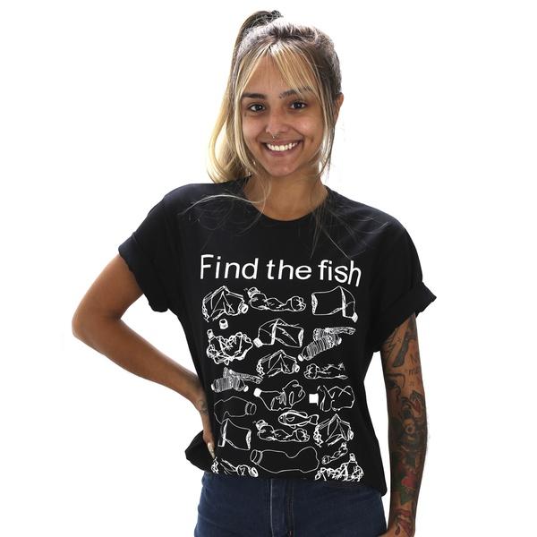 CAMISETA VEGALLI FISH