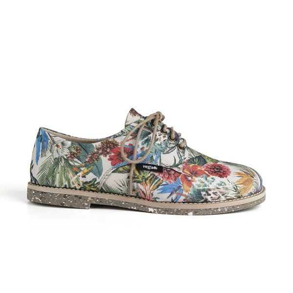 SAPATO OXFORD VEGALLI TROPICAL