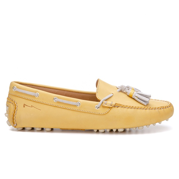 Mocassim Feminino - Vw196 / Yellow