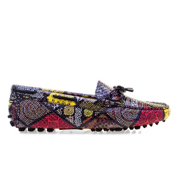 Mocassim Feminino - Vw194 / Multi Afro