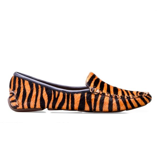 Mocassim Feminino - Vw6009 / Zebra