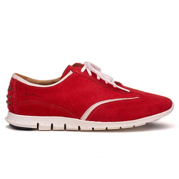 Tênis Feminino, Tênis - Vw5012 / Chic Red