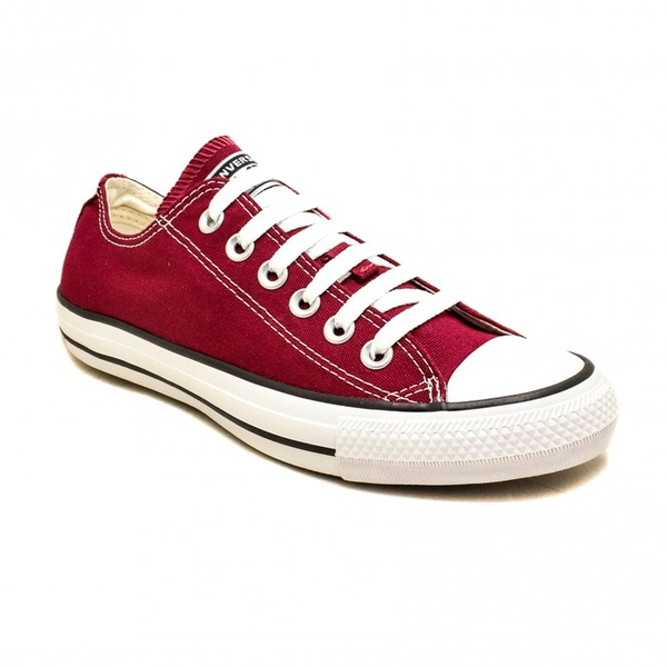 Tênis Converse Chuck Taylor All Star Core Ox Bordo