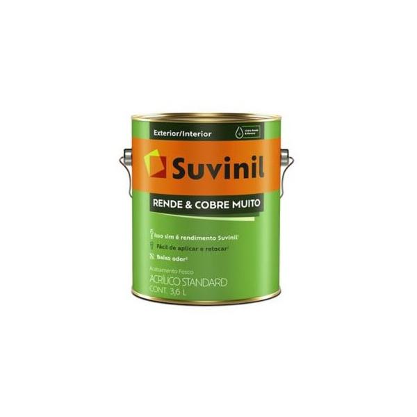 TINTA RENDE COBRE MUITO GELO 3,6L 50308444-SUVINIL