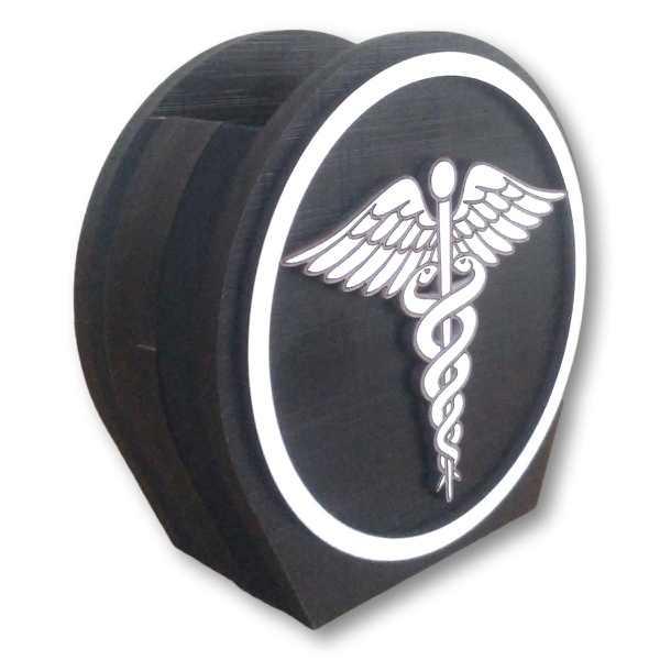 Porta Lápis   Profissão - Medicina