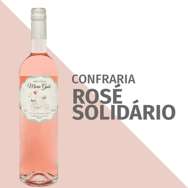 Confraria Brasil Online - Rosé Solidário